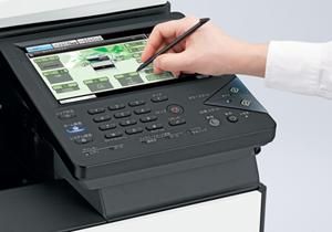 オフィスソリューション(複合機・コピー機・プリンター関連商品)デジタルフルカラー複合機MX-C302W