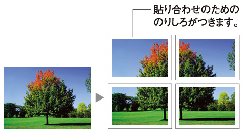 pdf 大量印刷 メモリー