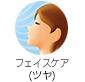 臉部護理(光澤・滑潤・質感)