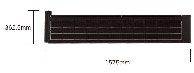 NT-61K5E 寸法図