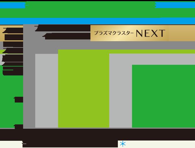 Biểu đồ so sánh / mức độ căng thẳng sau khi vào phòng (không có Plasmacluster Ion / Plasmacluster NEXT)