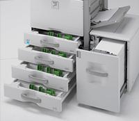 最大給紙容量6,300枚