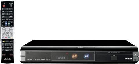 ���㡼�� AQUOS �ǥ�����ϥ��ӥ����쥳������ 500GB DV-ACW85